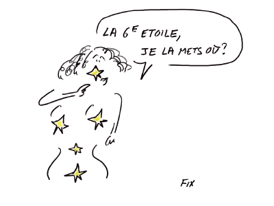 Six étoiles