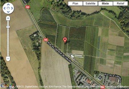 Carte Google Maps